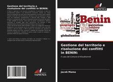 Gestione del territorio e risoluzione dei conflitti in BENIN: kitap kapağı