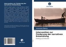 Capa do livro de Intervention zur Förderung der narrativen Entwicklung