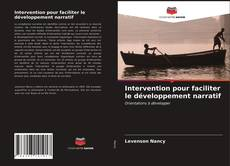 Intervention pour faciliter le développement narratif kitap kapağı