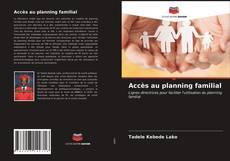 Copertina di Accès au planning familial