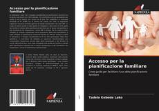 Capa do livro de Accesso per la pianificazione familiare
