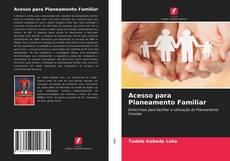 Buchcover von Acesso para Planeamento Familiar