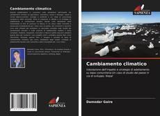Buchcover von Cambiamento climatico