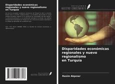Disparidades económicas regionales y nuevo regionalismo en Turquía kitap kapağı