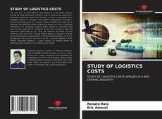 Bookcover of STUDY OF LOGISTICS COSTS