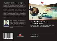 ÉTUDE DES COÛTS LOGISTIQUES kitap kapağı