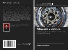 Tolerancia y violencia kitap kapağı