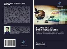 Capa do livro de STUDIE VAN DE LOGISTIEKE KOSTEN
