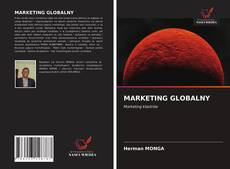 Bookcover of MARKETING GLOBALNY