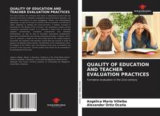 Copertina di QUALITY OF EDUCATION AND TEACHER EVALUATION PRACTICES