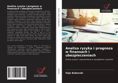 Couverture de Analiza ryzyka i prognoza w finansach i ubezpieczeniach