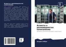 Bookcover of Аспекты в разновидностях капитализма