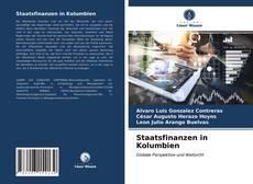 Bookcover of Staatsfinanzen in Kolumbien