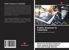 Portada del libro de Public finances in Colombia