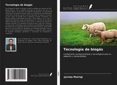 Portada del libro de Tecnología de biogás