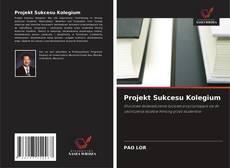 Copertina di Projekt Sukcesu Kolegium