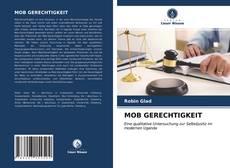 Buchcover von MOB GERECHTIGKEIT