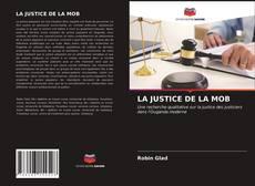 Обложка LA JUSTICE DE LA MOB