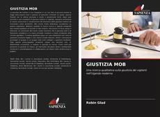 Bookcover of GIUSTIZIA MOB