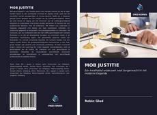 Copertina di MOB JUSTITIE