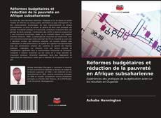 Обложка Réformes budgétaires et réduction de la pauvreté en Afrique subsaharienne