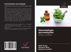 Обложка Stomatologia ajurwedyjska