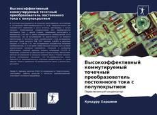 Bookcover of Высокоэффективный коммутируемый точечный преобразователь постоянного тока с полупокрытием