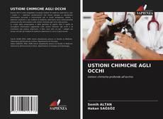 Copertina di USTIONI CHIMICHE AGLI OCCHI