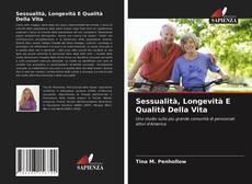 Sessualità, Longevità E Qualità Della Vita kitap kapağı