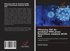 Обложка Mieszany SSF do produkcji PME przez Penicillium notatum NCIM. 923