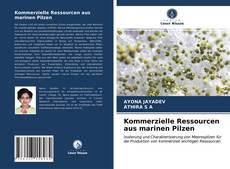 Bookcover of Kommerzielle Ressourcen aus marinen Pilzen