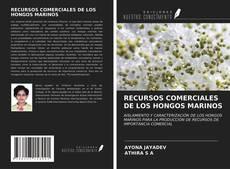 Capa do livro de RECURSOS COMERCIALES DE LOS HONGOS MARINOS