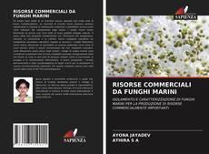 Bookcover of RISORSE COMMERCIALI DA FUNGHI MARINI