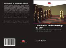 Bookcover of L'évolution du leadership du CIO