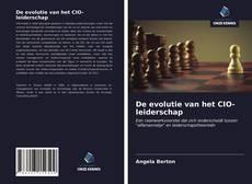 Обложка De evolutie van het CIO-leiderschap