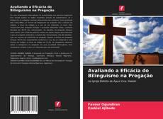 Copertina di Avaliando a Eficácia do Bilinguismo na Pregação