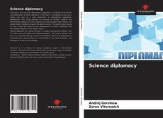 Bookcover of Science diplomacy