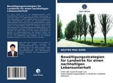 Buchcover von Bewältigungsstrategien für Landwirte für einen nachhaltigen Lebensunterhalt