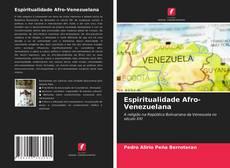 Capa do livro de Espiritualidade Afro-Venezuelana