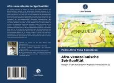 Buchcover von Afro-venezolanische Spiritualität