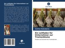Portada del libro de Ein Leitfaden für Unternehmer zur Trockenblume