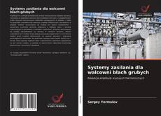 Bookcover of Systemy zasilania dla walcowni blach grubych