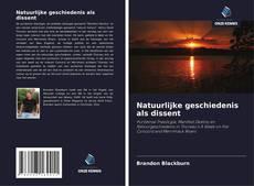 Обложка Natuurlijke geschiedenis als dissent