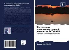 Обложка В сумерках правительственной коалиции FCC-CACH