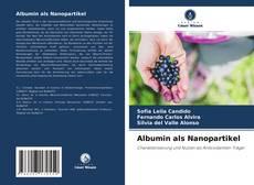 Portada del libro de Albumin als Nanopartikel