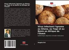 Virus infectant l'igname au Ghana, au Togo et au Bénin en Afrique de l'Ouest kitap kapağı