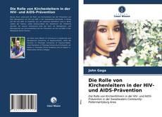 Capa do livro de Die Rolle von Kirchenleitern in der HIV- und AIDS-Prävention