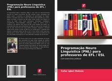 Capa do livro de Programação Neuro Linguística (PNL) para professores de EFL / ESL