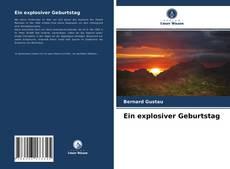 Capa do livro de Ein explosiver Geburtstag