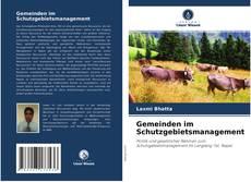 Borítókép a  Gemeinden im Schutzgebietsmanagement - hoz
